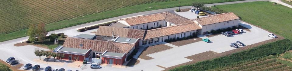Centre d'analyses de Grézillac